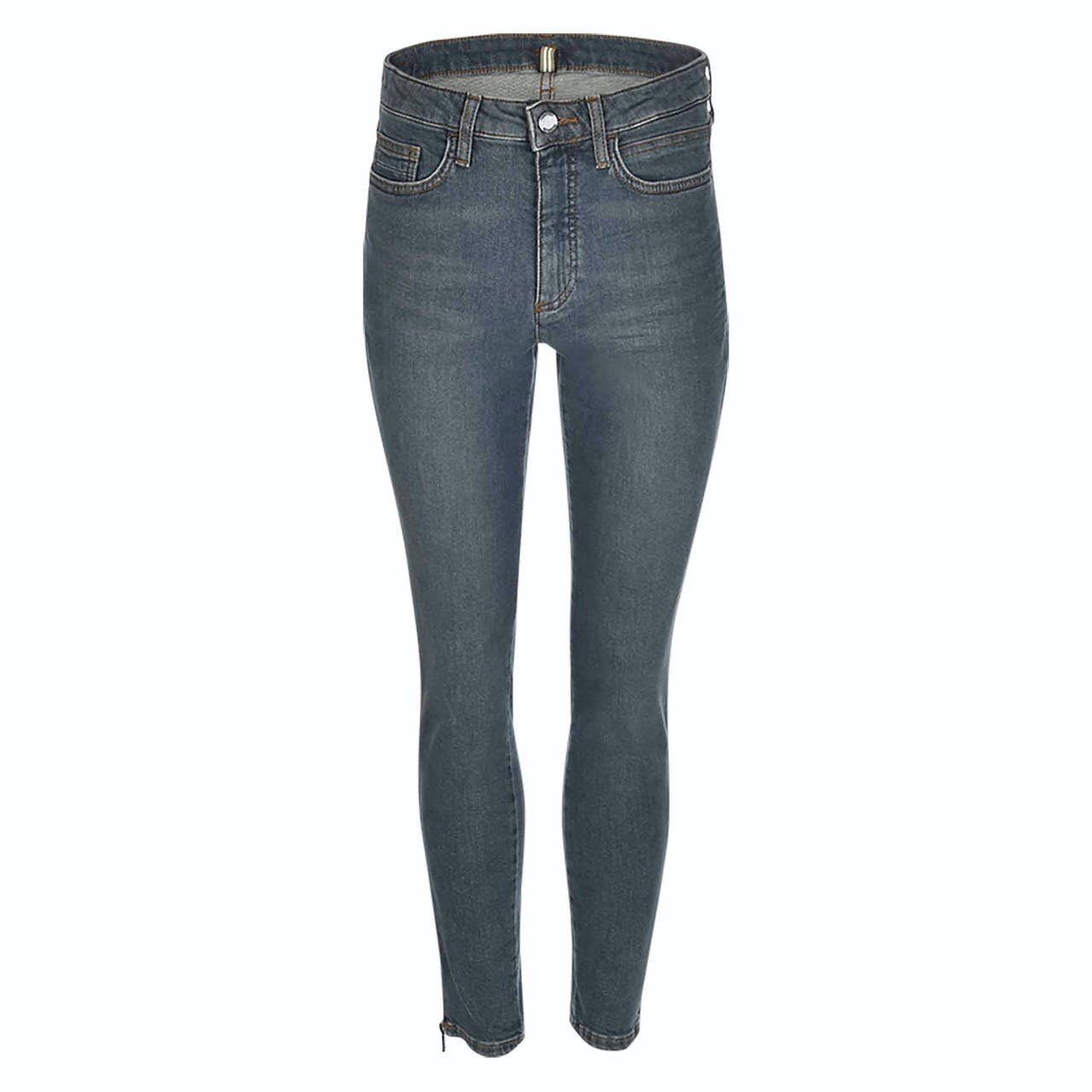 Jeans - Skinny Fit - Mid Rise
