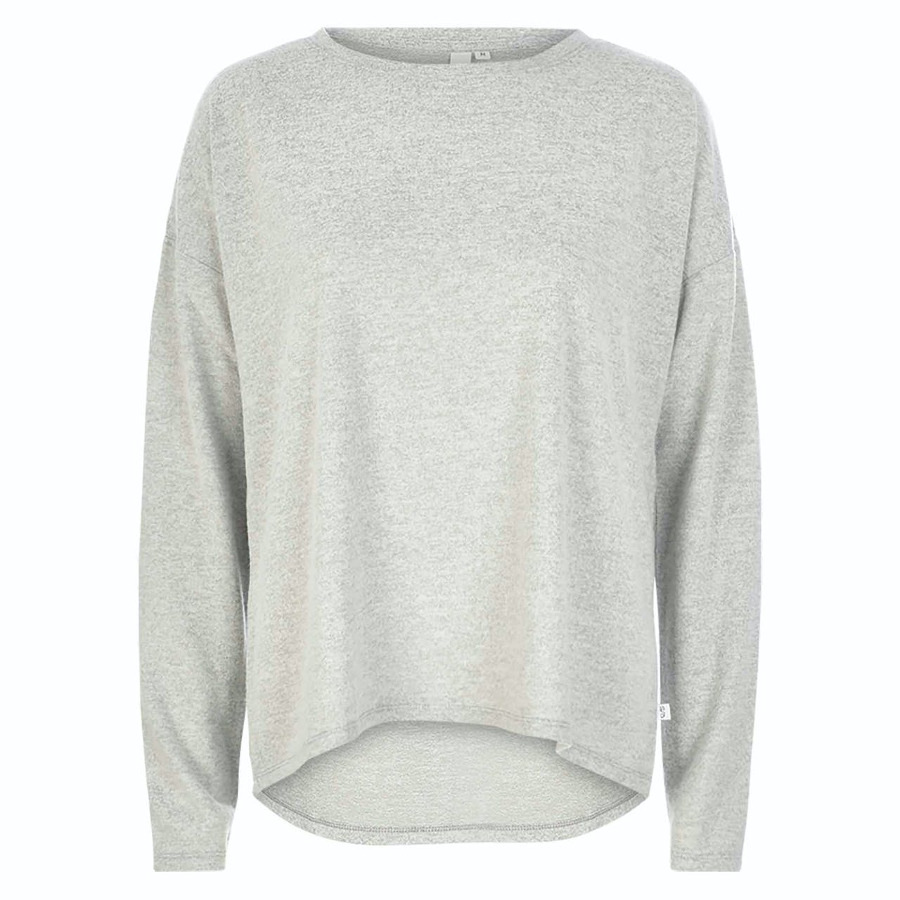 Shirt - Loose Fit - Crewneck