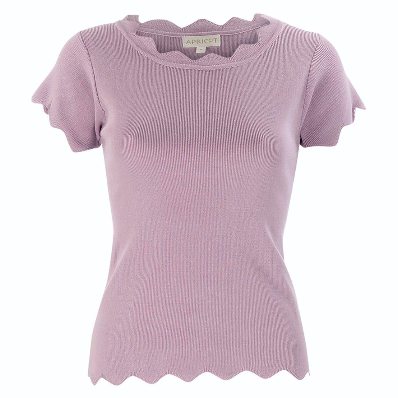 T-Shirt - Slim Fit - unifarben