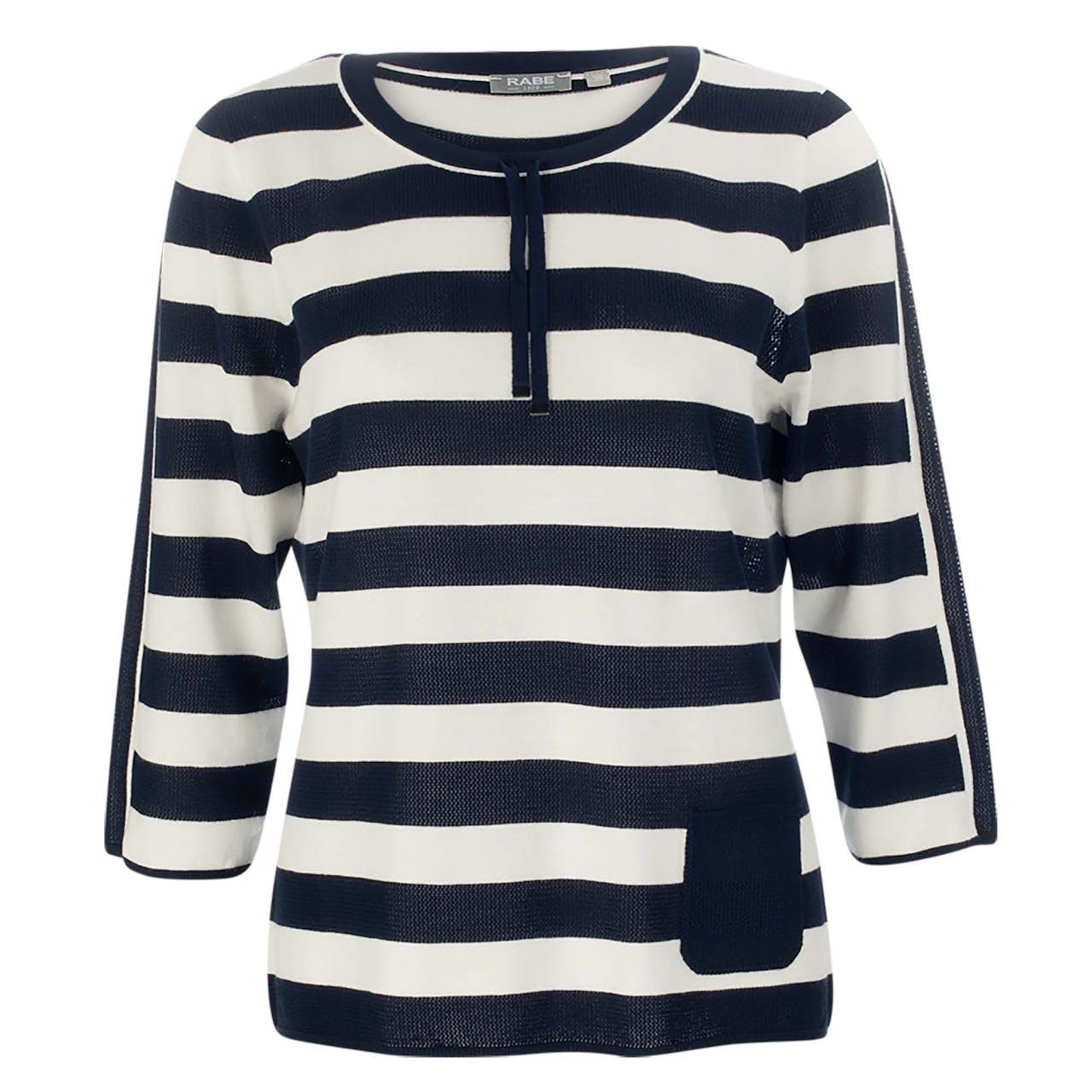 Pullover - Regular Fit - Stripes