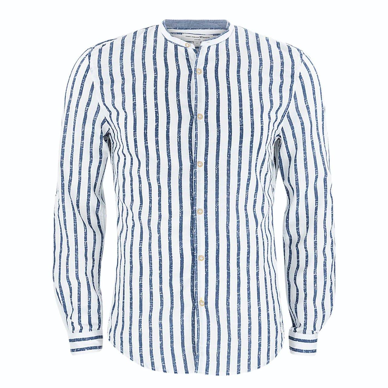Freizeithemd - Fitted - Stripes