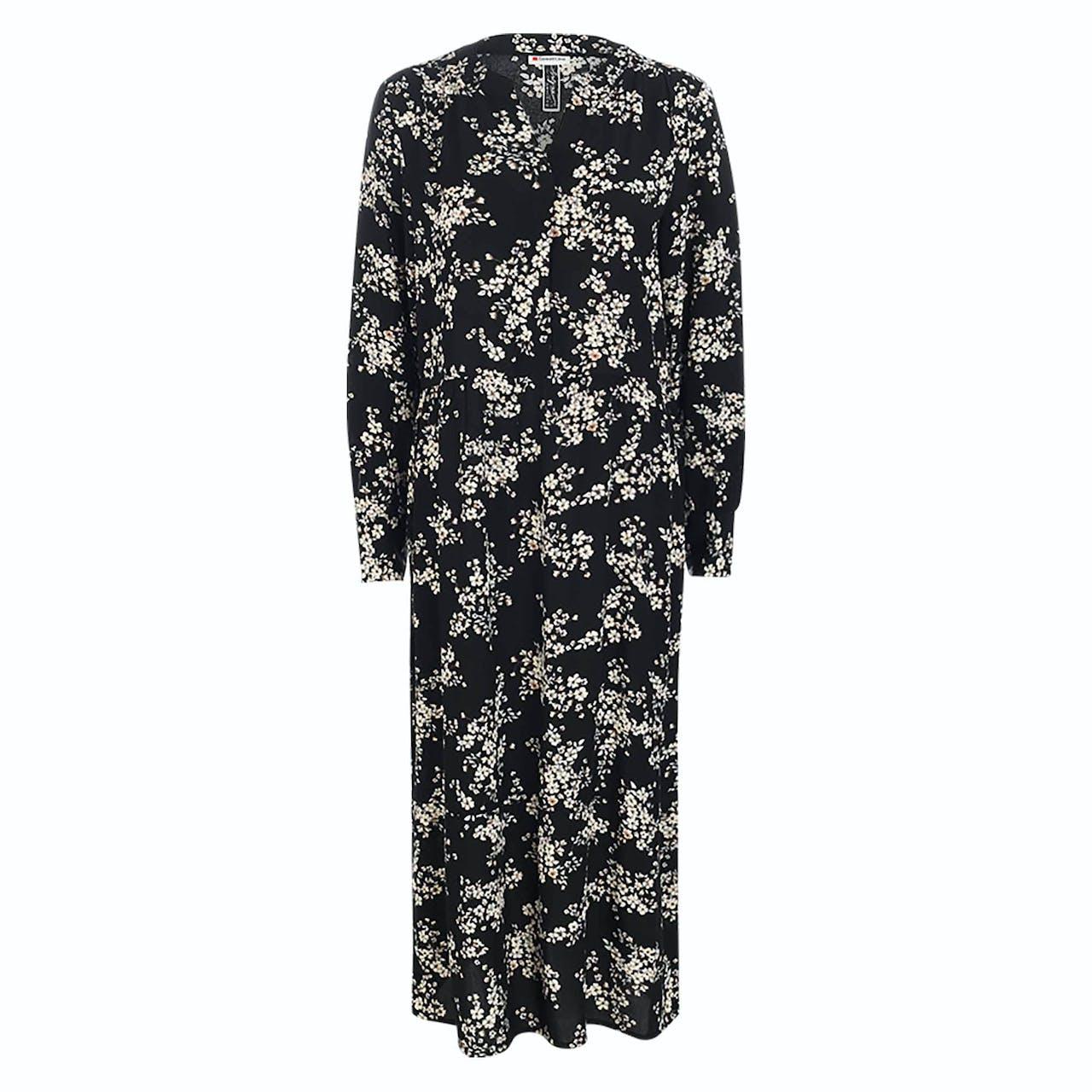 Kleid - Loose Fit - Flowerprint