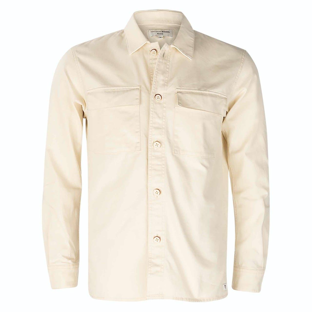 Overshirt - Regular Fit - Unifarben