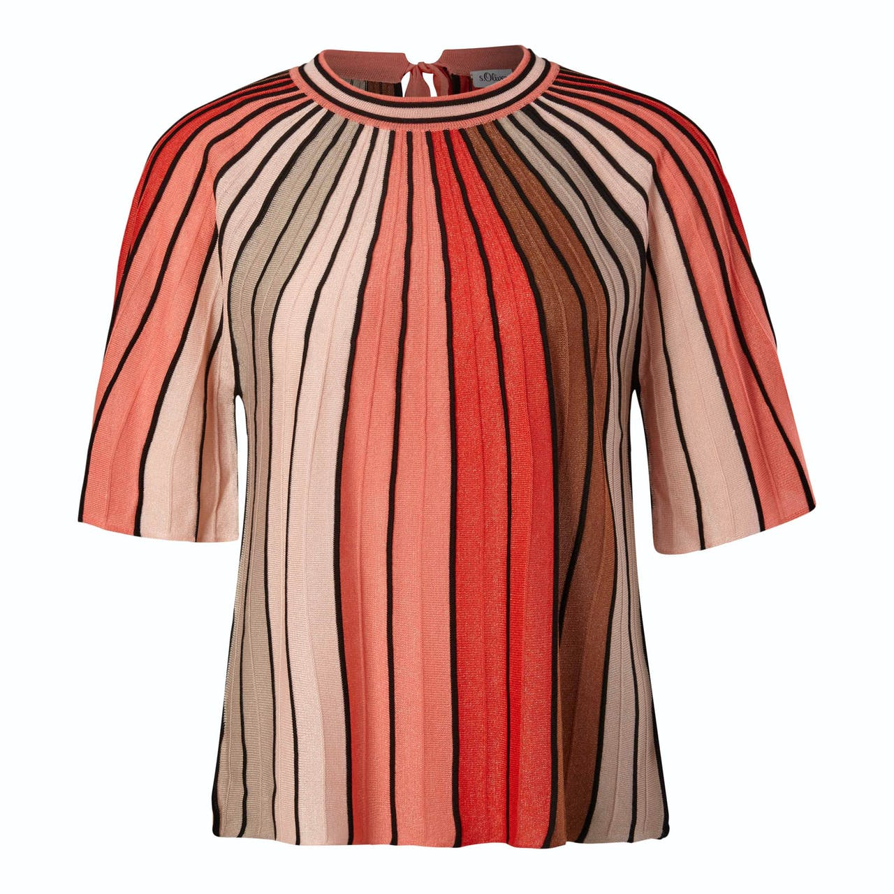 Pullover - Comfort Fit - kurzarm