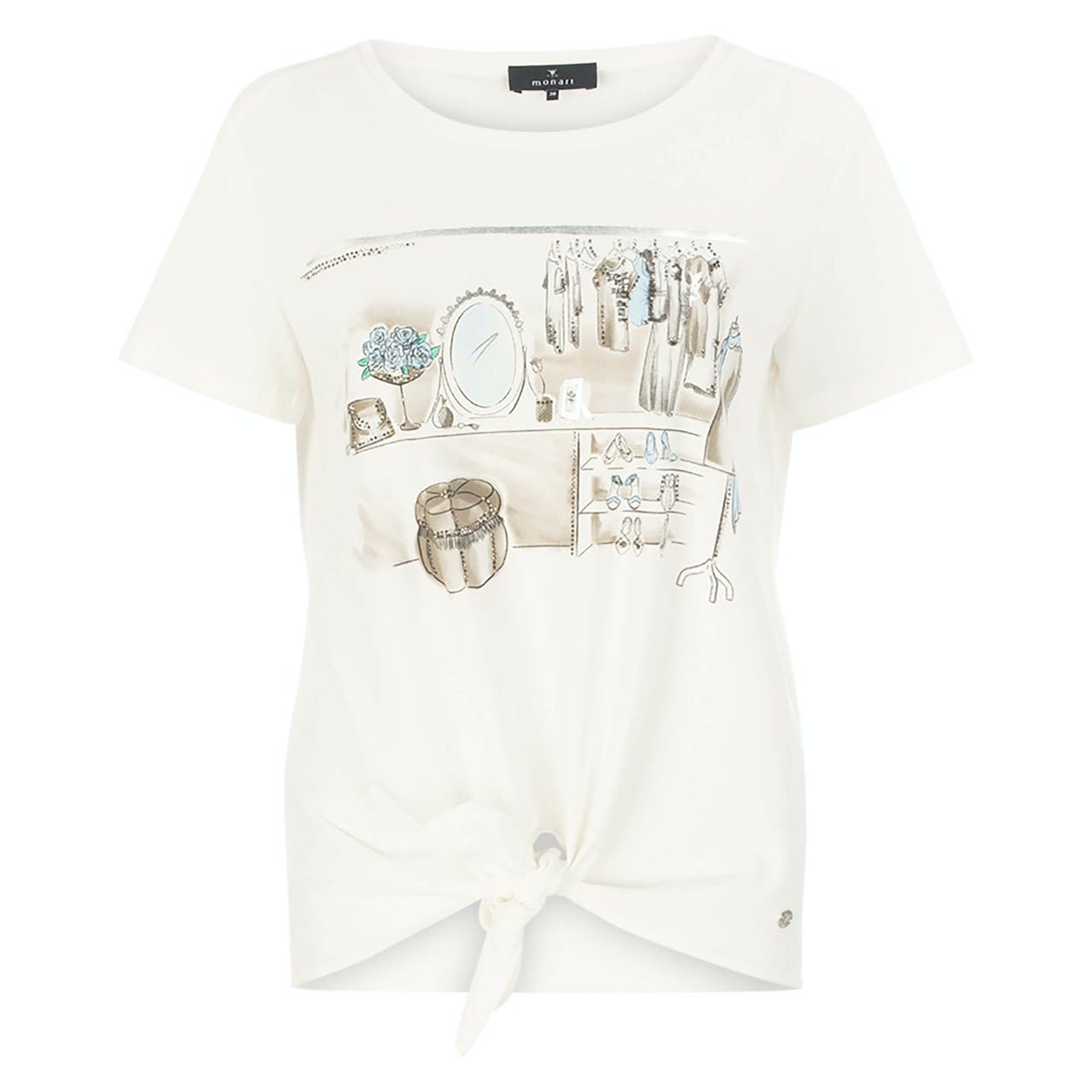 T-Shirt - Casual Fit - Print