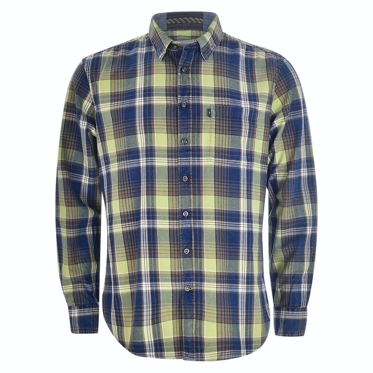 Freizeithemd - Regular Fit - Under-Button-Down
