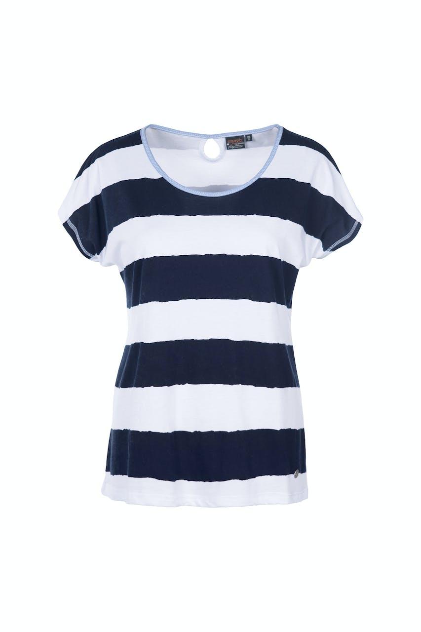 Shirt - Regular Fit - Blockstreifen