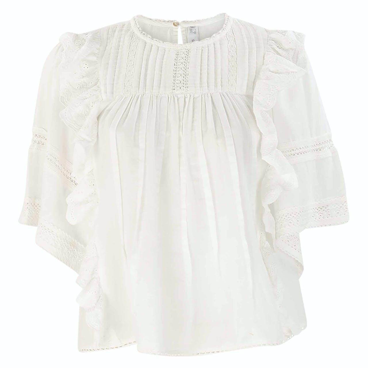 Bluse - Regular Fit - Carina