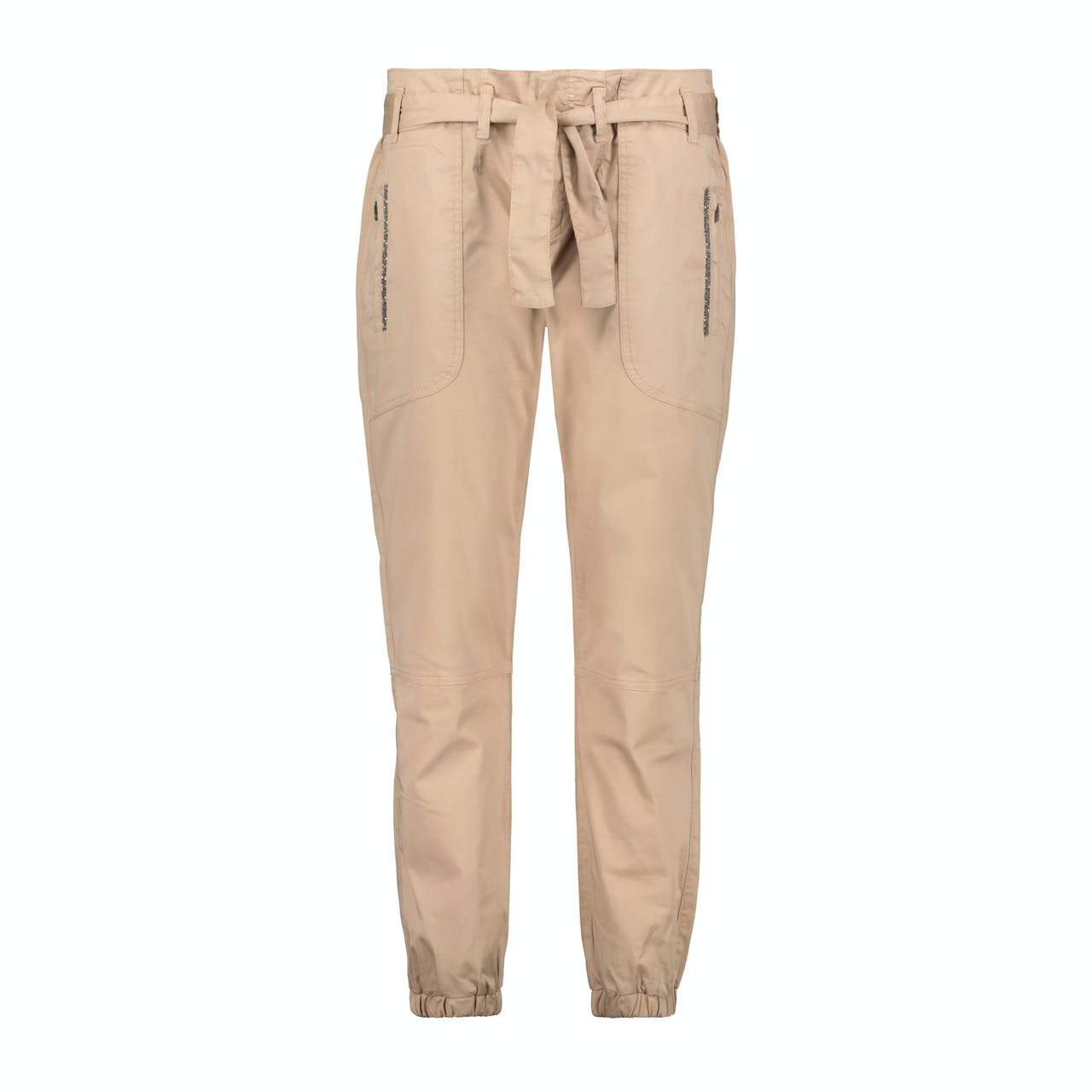 Hose - Regular Fit - unifarben