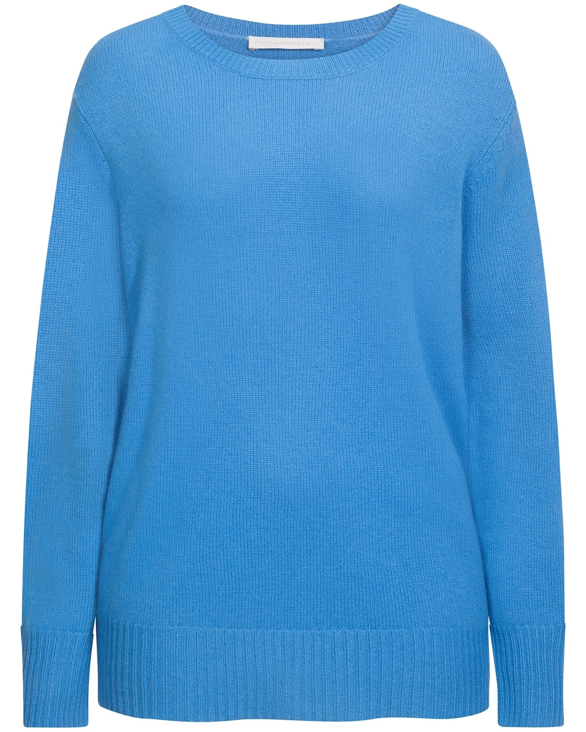 Cashmere-Pullover von (The Mercer) N.Y., Little Boy Blue, Lodenfrey, Munich