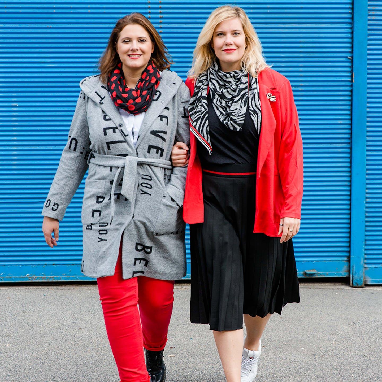 Styleguide: Blogger Outfits von Bianca & Sophie zum Nachstylen