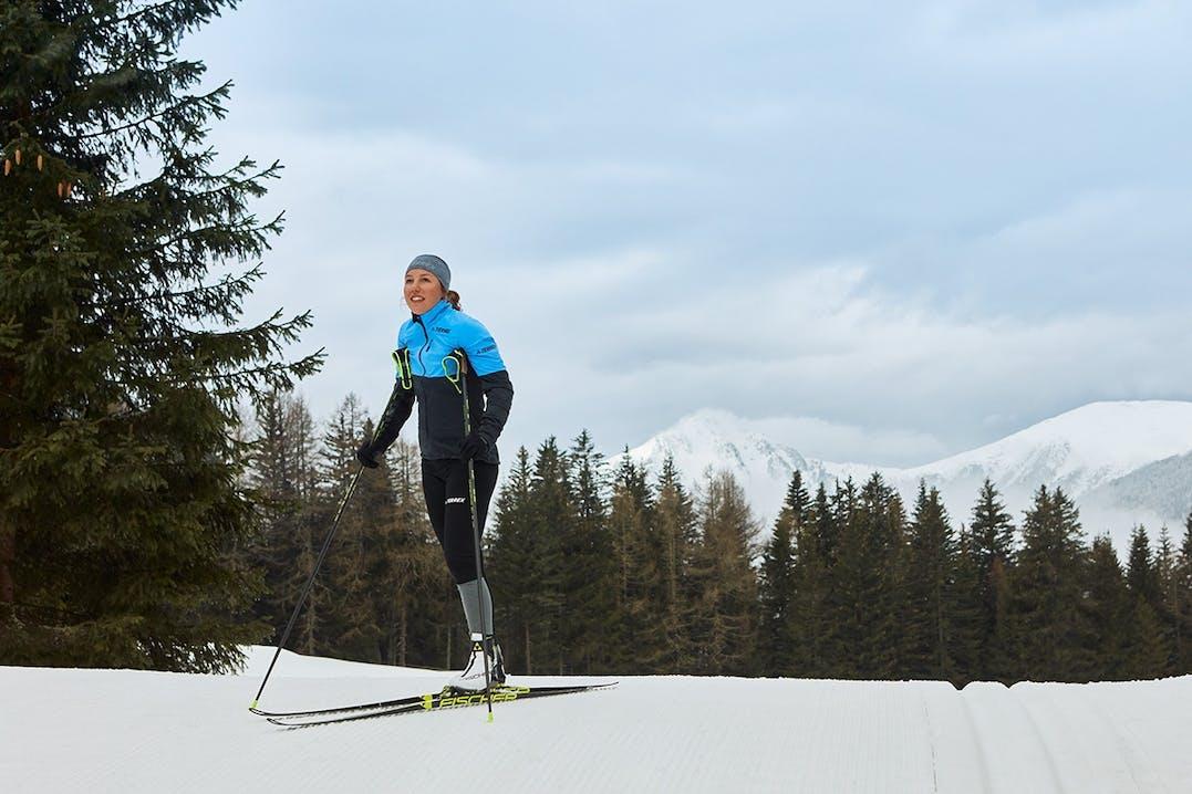 Laura Dahlmeier Langlauf