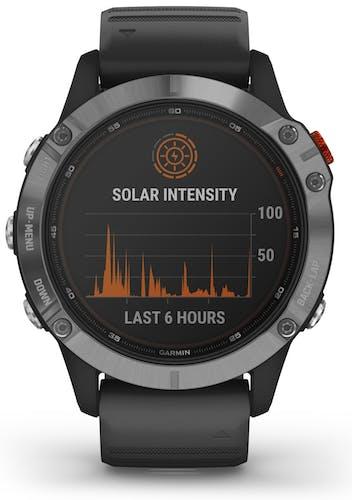 Garmin Fenix 6 Solar - Sportuhr mit Solartechnologie