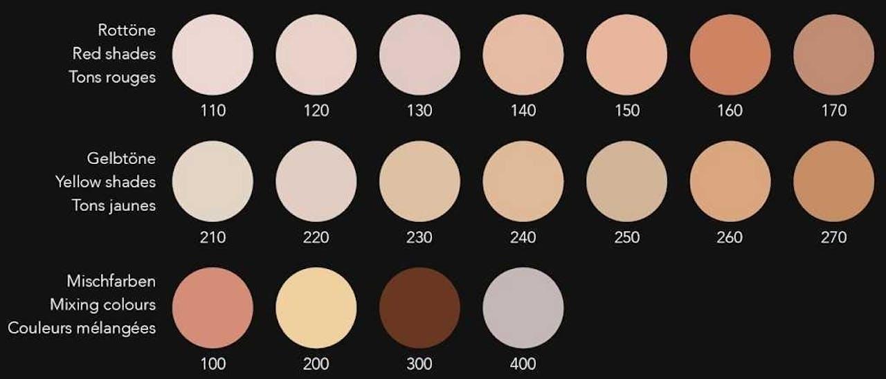 Beni Durrer HDTV Make-up Nr. 150 - 30ml - 140€/100ml
