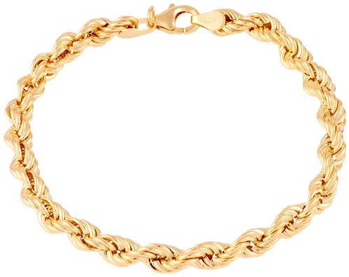 Ce Bracelet CLEOR est en Or 375/1000 Jaune