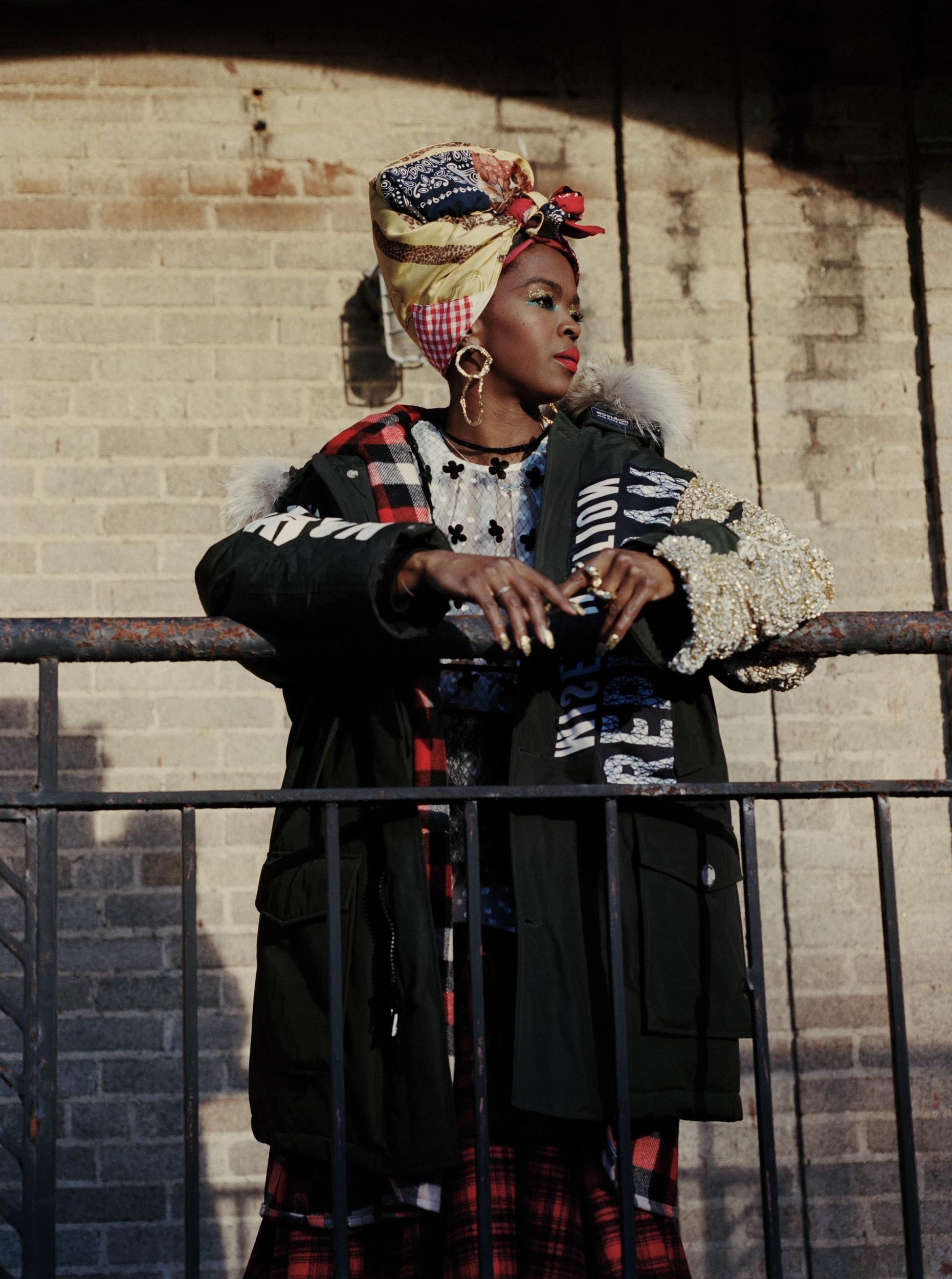 Woolrich, American Soul Campaign, Lauryn Hill