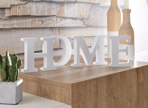 Home affaire Dekobuchstaben »3D Home«