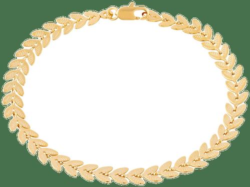 Bracelet CLEOR en Plaqué Or