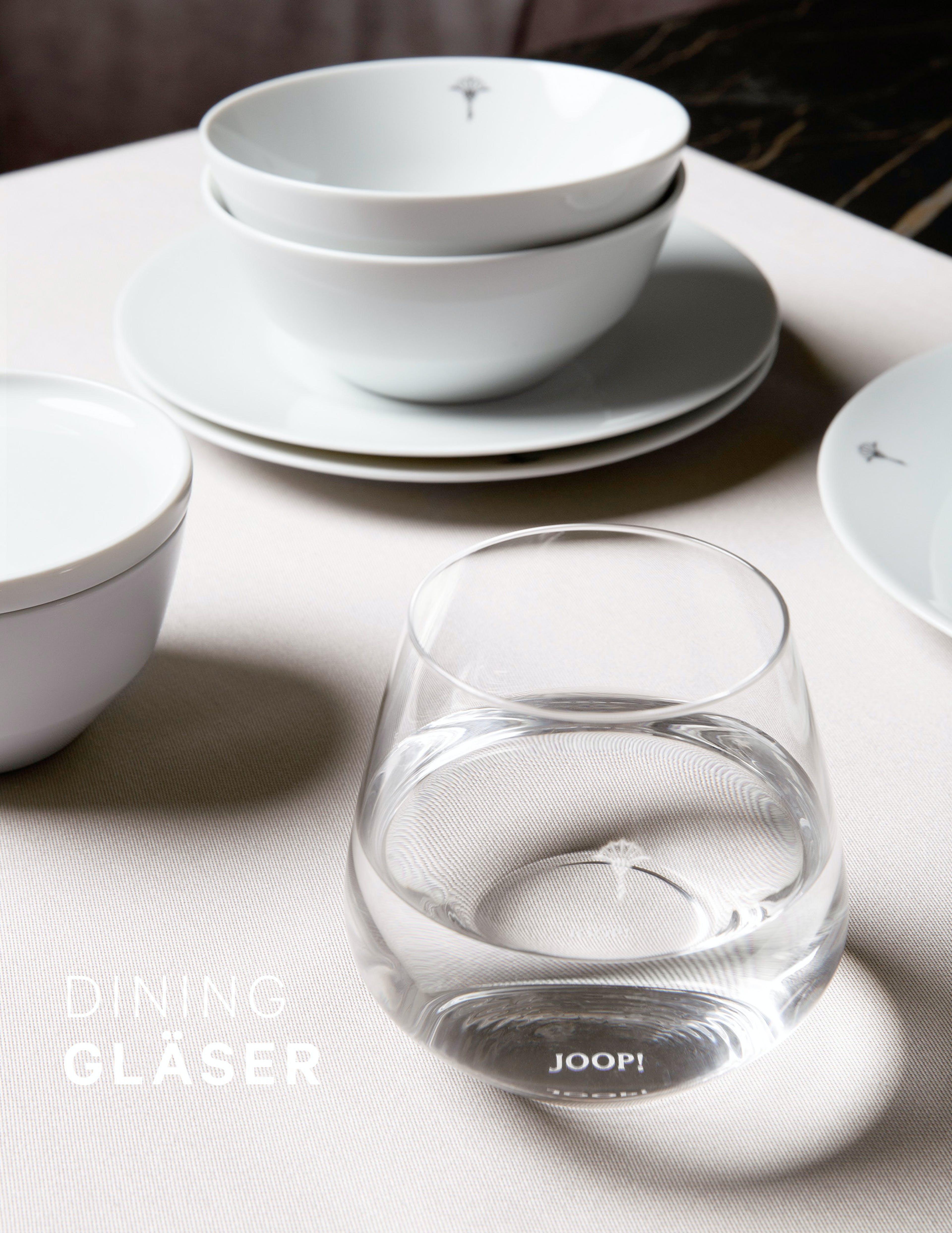 Gläser und Geschirr von JOOP!