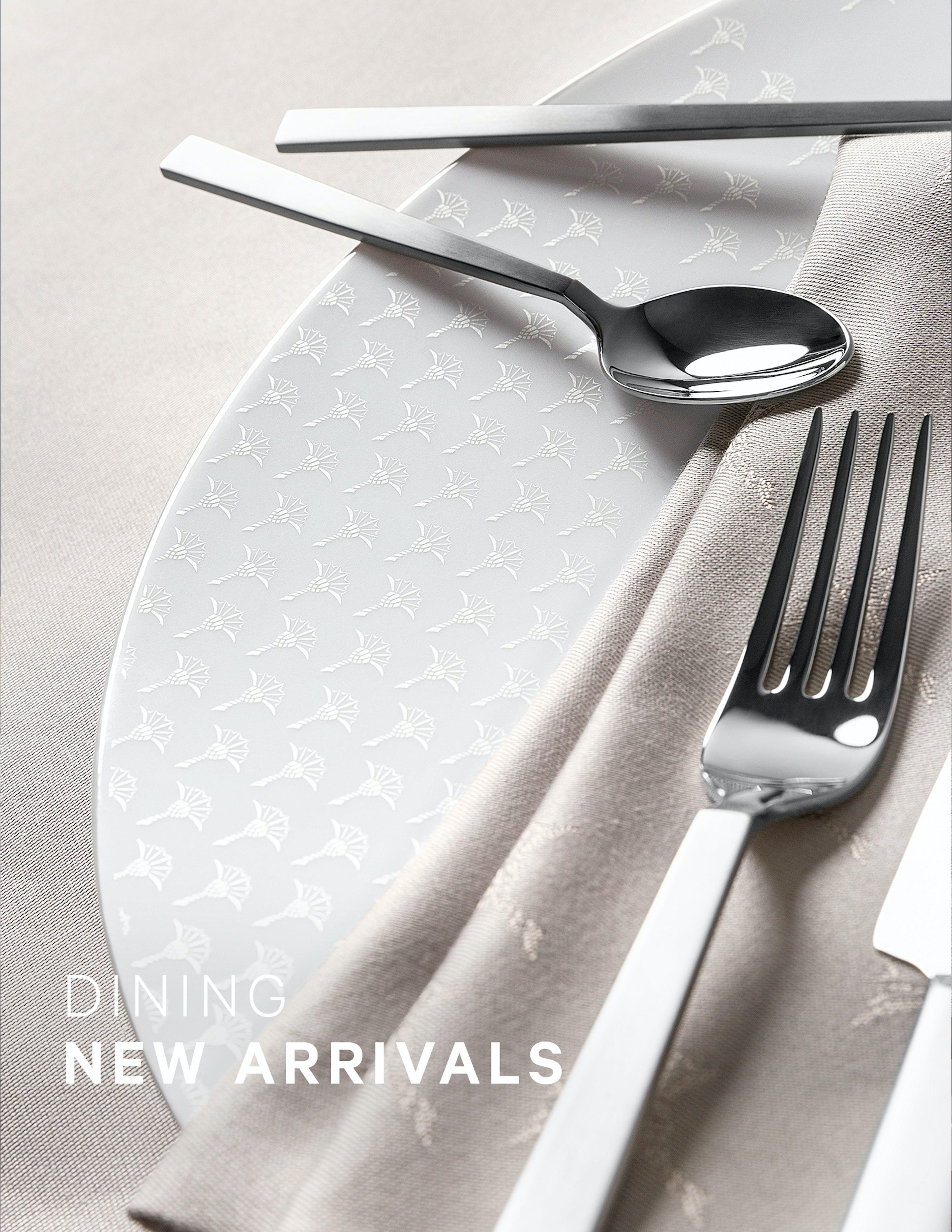 New Arrivals aus der Dining Kollektion von JOOP!