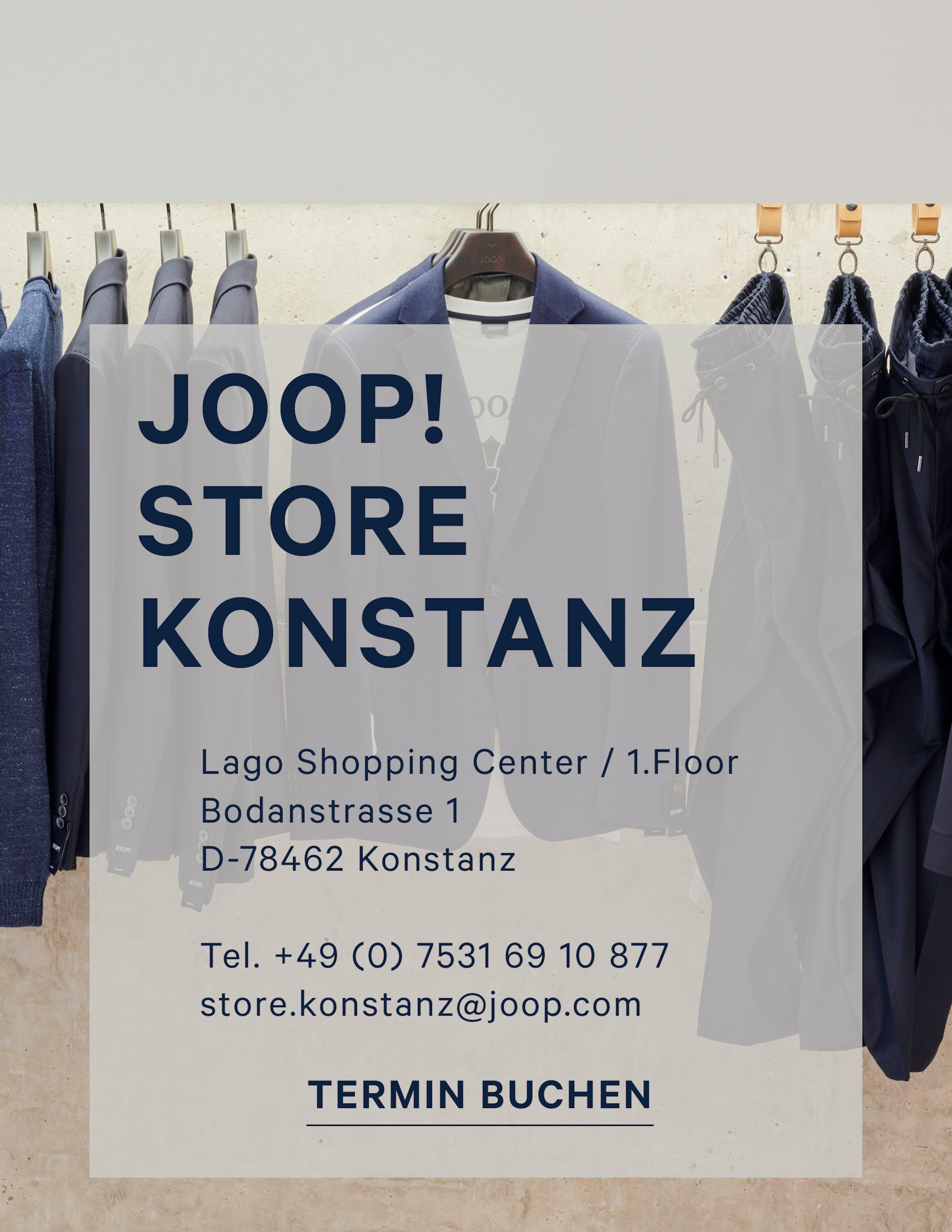 JOOP! CLICK & MEET KONSTANZ
