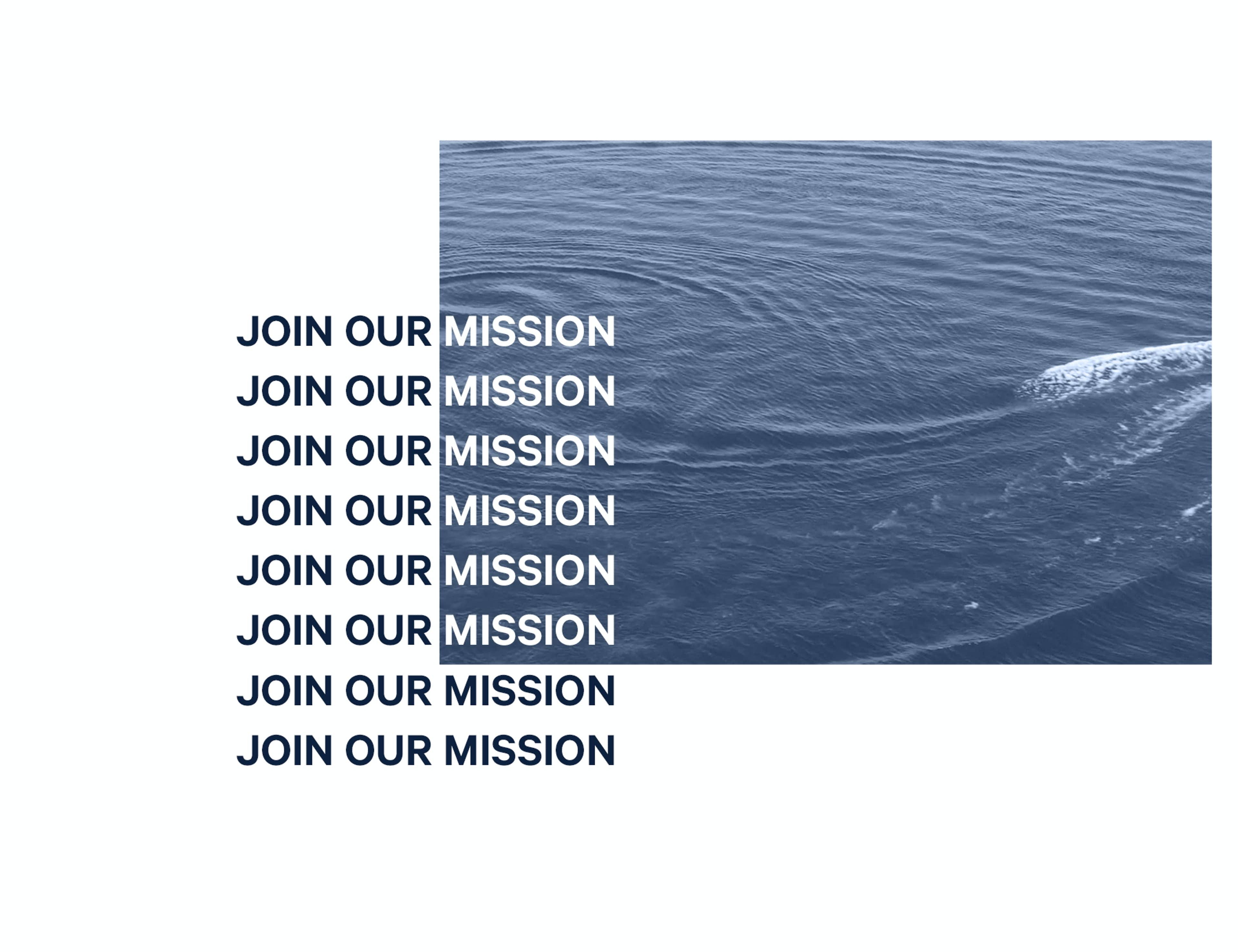 join our mission