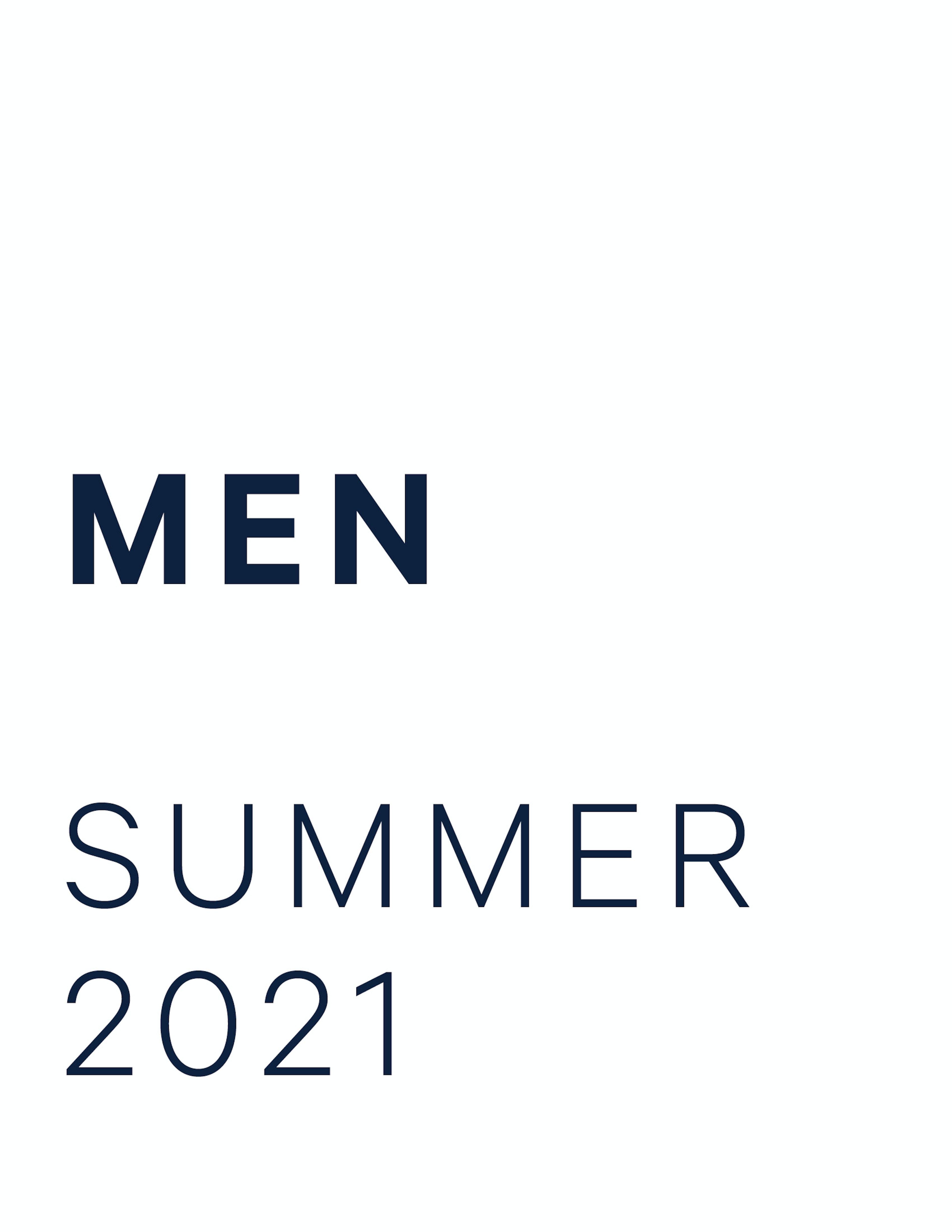 JOOP! Summer 2021 Men