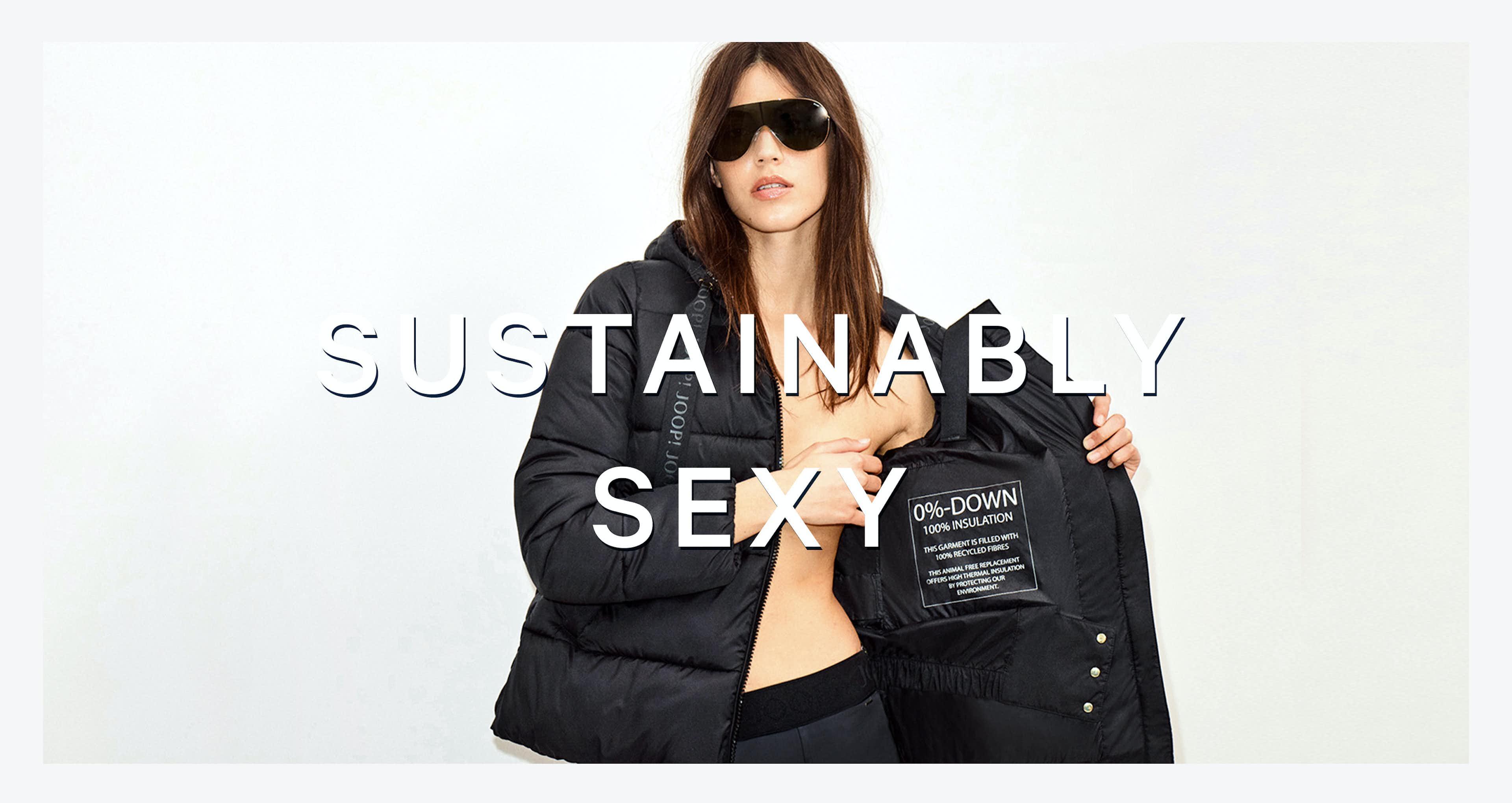 JOOP! Sustainability SEXY