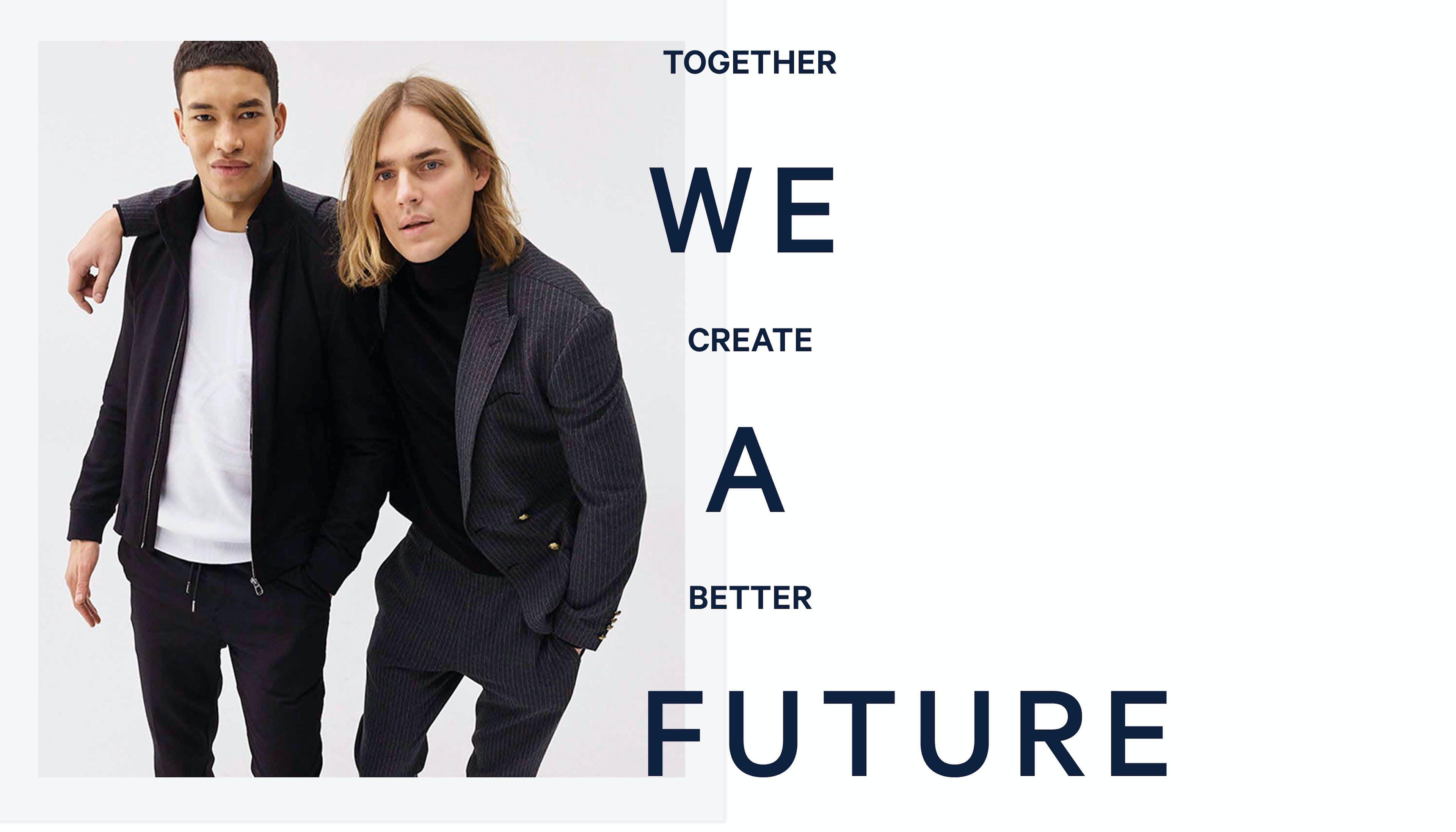 WE CREATE A BETTER FUTURE