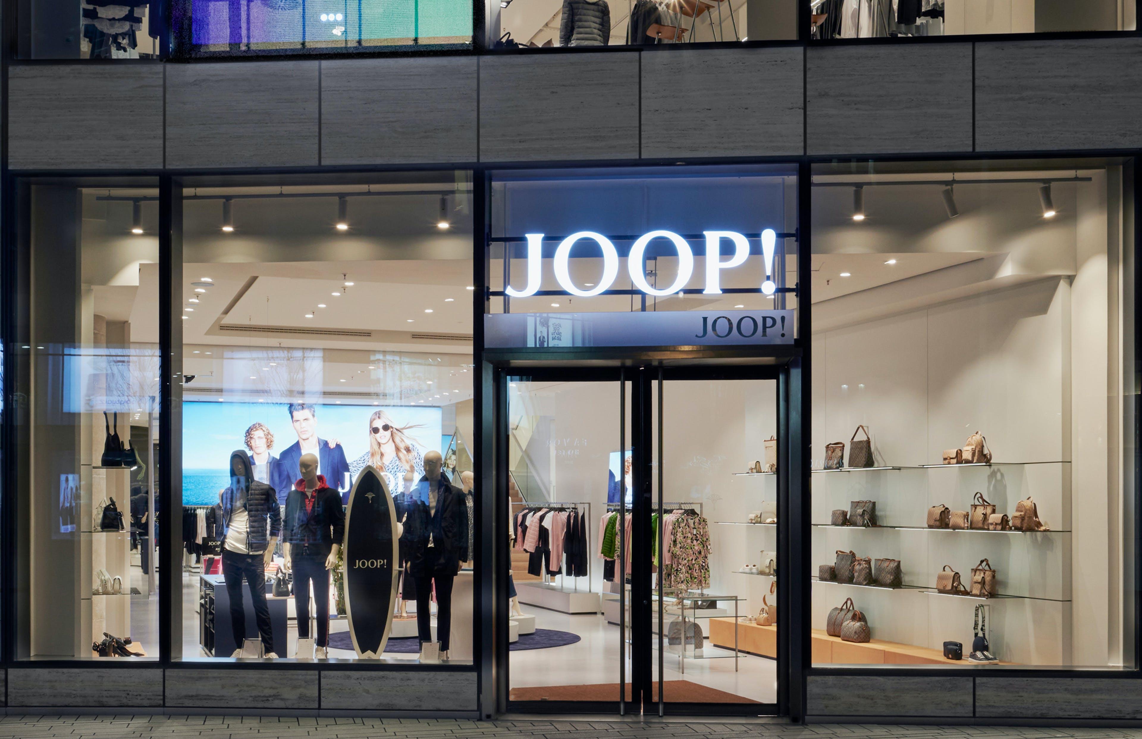 3D JOOP! Store Düsseldorf