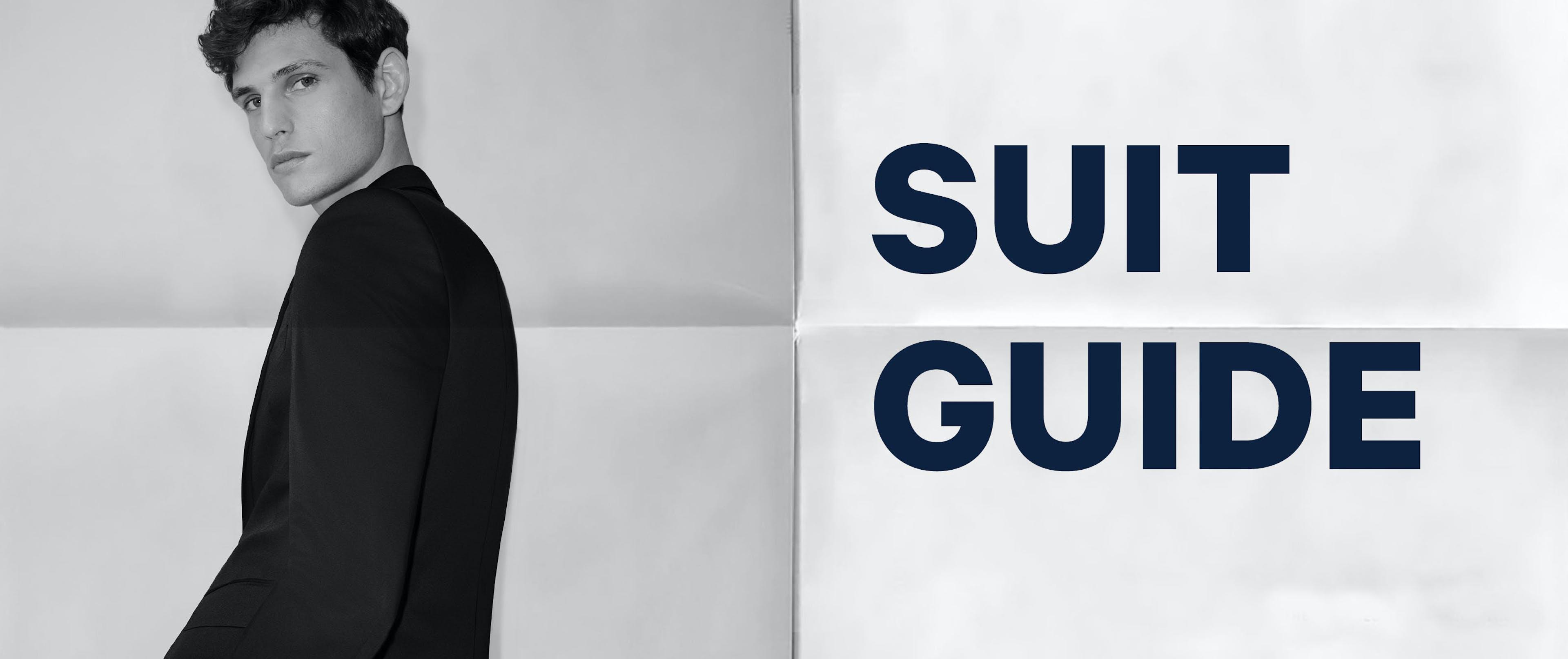 JOOP! Suit Guide