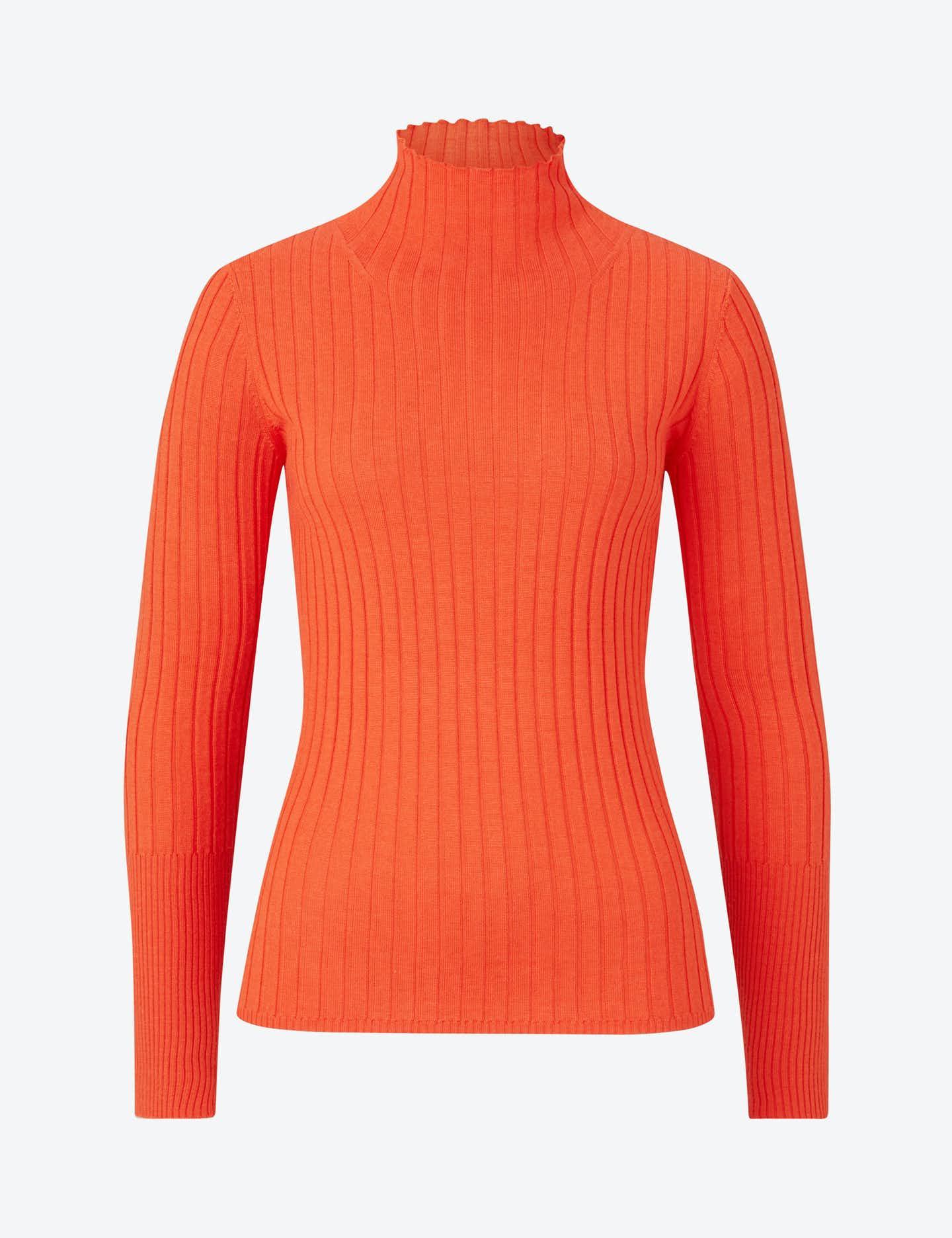 Pullover Kaela in Orange