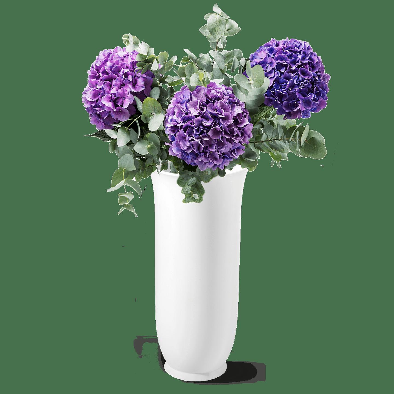Vase, FLORA, groß