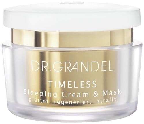 DR. GRANDEL Sleeping Cream & Mask
