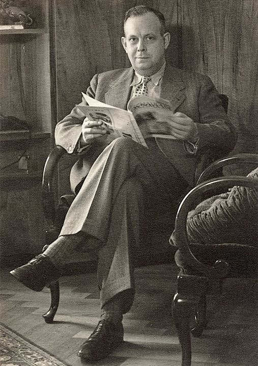 Walter Busch, Firmengründer von Walbusch
