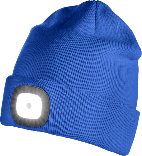 Iceport LED Beanie Lighty - Blue