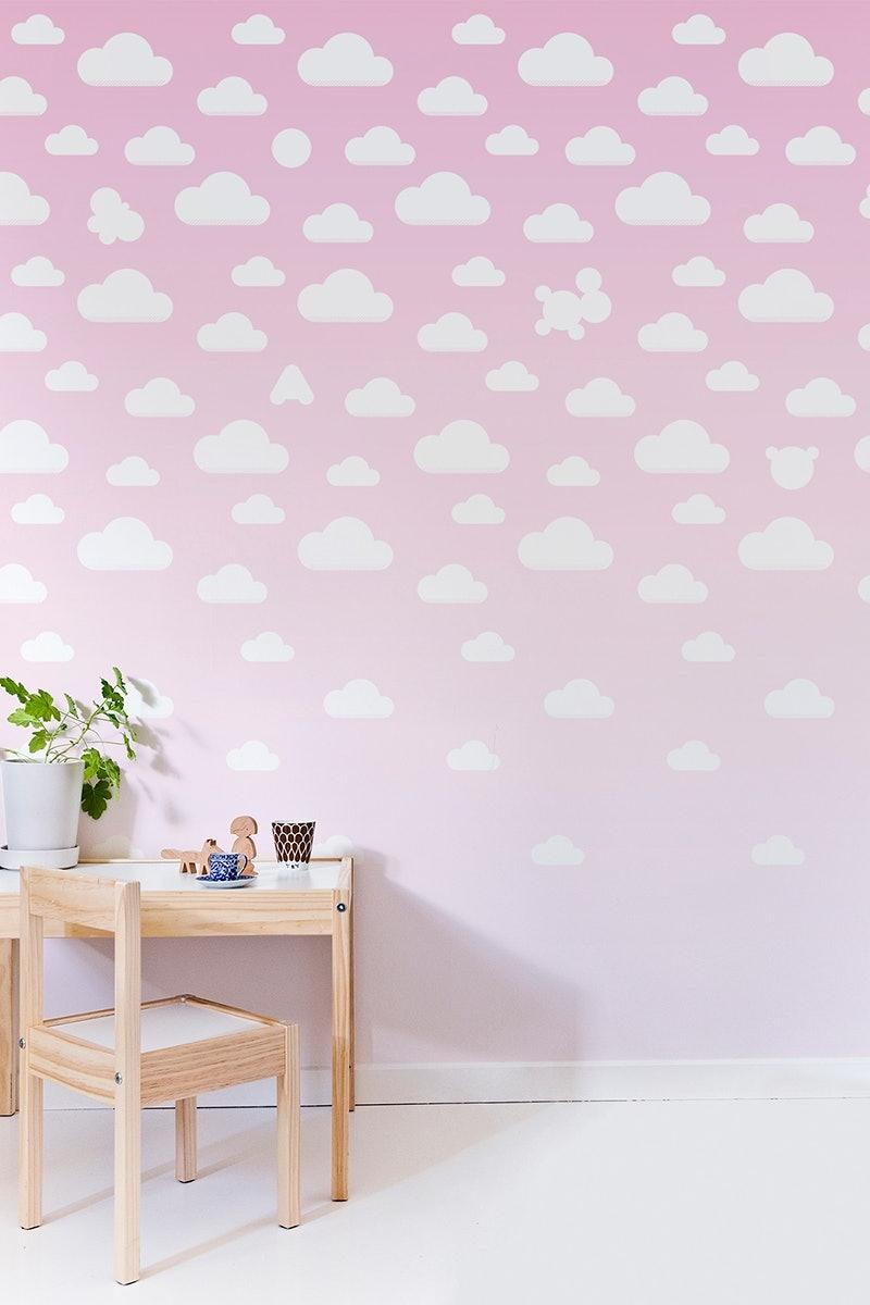 Cloudspotting - Pink