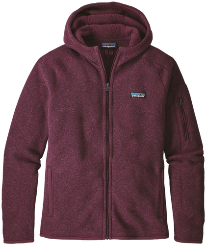 PATAGONIA Better Sweater - Fleecejacke mit Kapuze - Damen