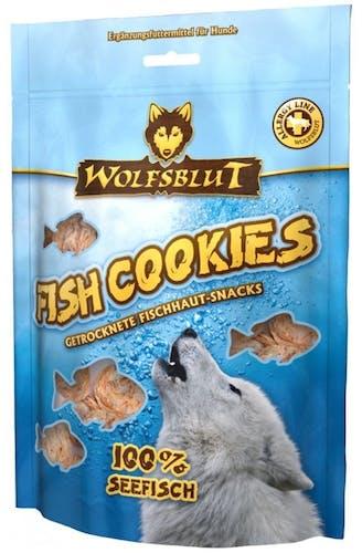 Wolfsblut - Kausnack - Fish Cookies Seefisch 150g (getreidefrei)