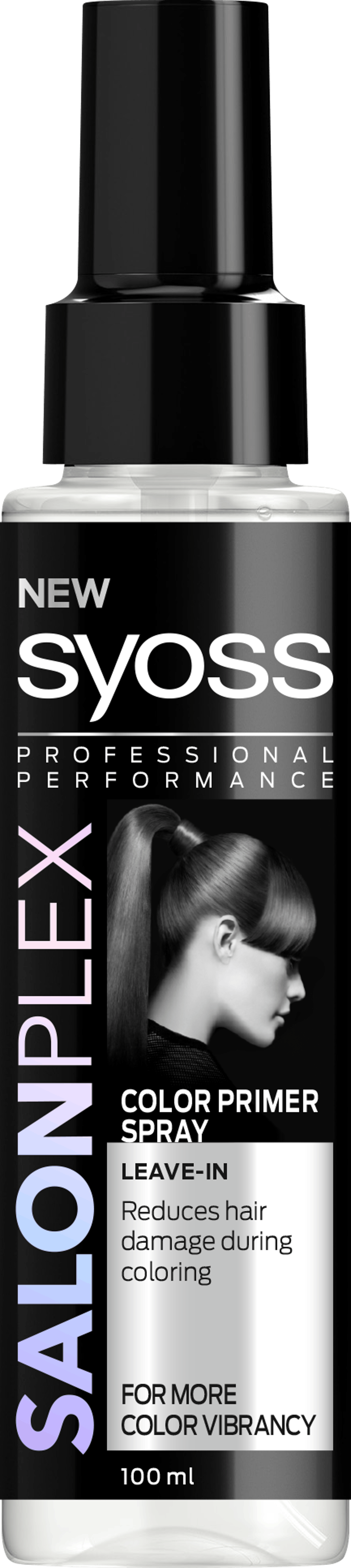 Syoss Salonplex Color Primer Spray