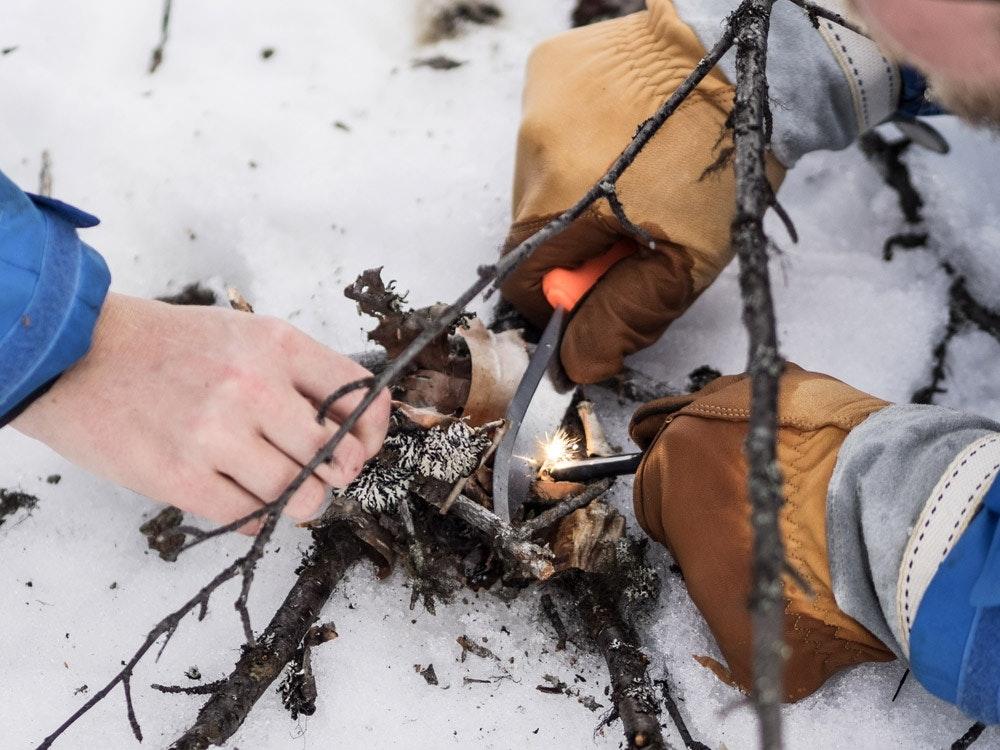 Survival-Feuerstahl-Outdoor