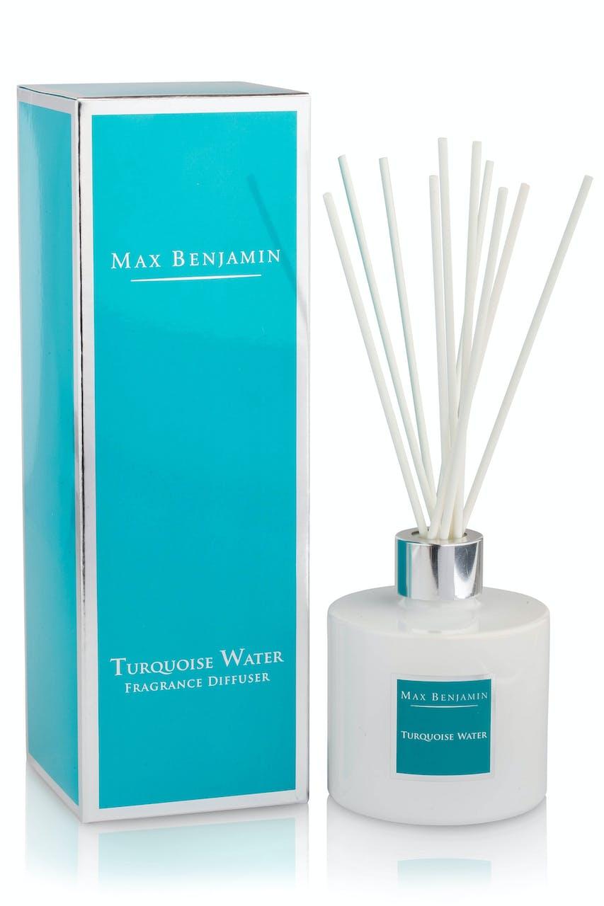 Max Benjamin Turquoise Water Diffuser