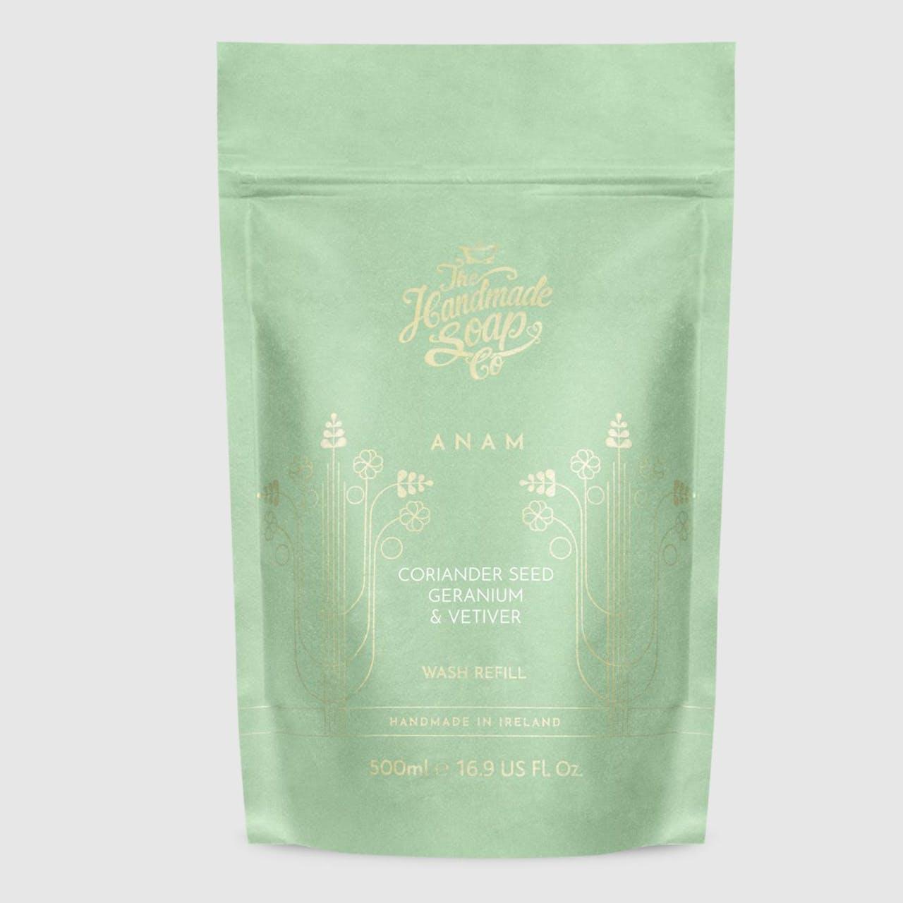 Handmade Soap Company  ANAM Wash Refill