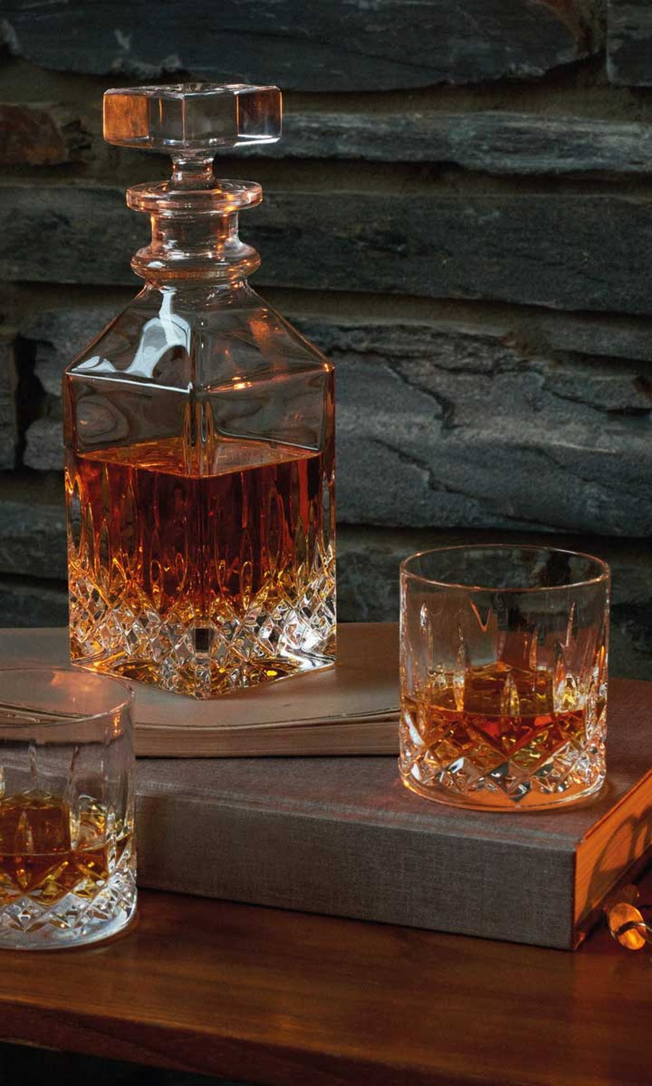 Discover the perfect gift for the whiskey lover in your life. Shop Waterfords Lismore Connoisseur collection online at Kilkenny Shop