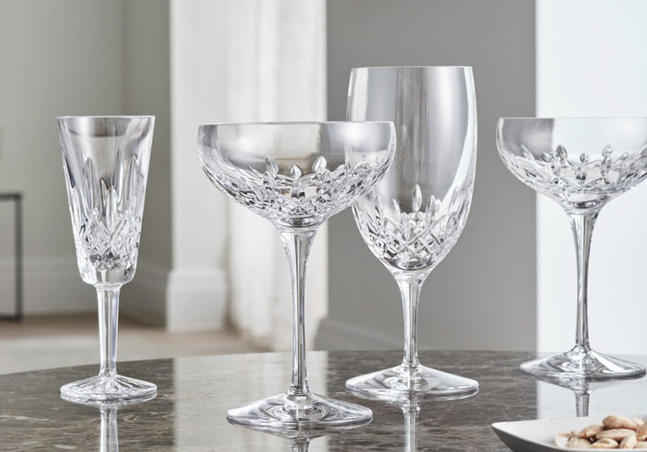 Discover Waterford Crystals icon Lismore cut. Shop the Lismore Collection online at Kilkenny Shop