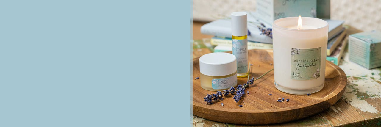 BEO Sleep Well range, an organic collection supports sleep and well-being. shop BEO at kilkenny shop