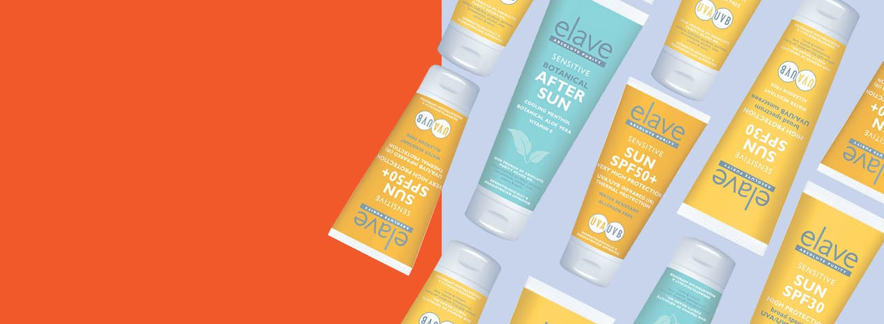 Protect your skin with Elave Suncream and renominate with Elave Aftersun shop online Kilkenny Shop