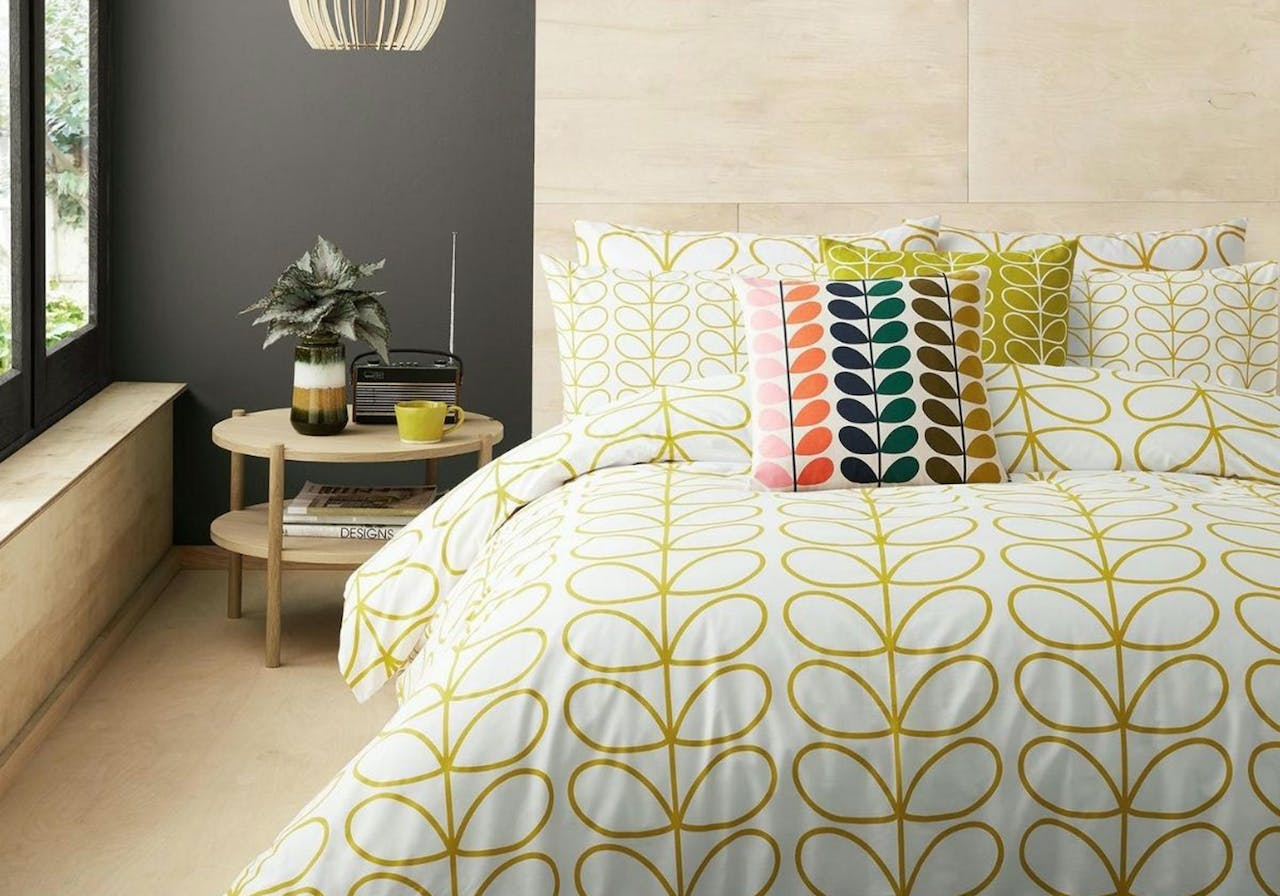 Orla Kiely Bed line, Cushions and Towels