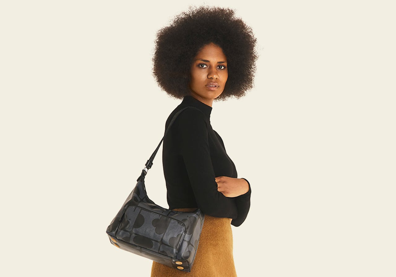 New season Orla Kiely handbags and wallets