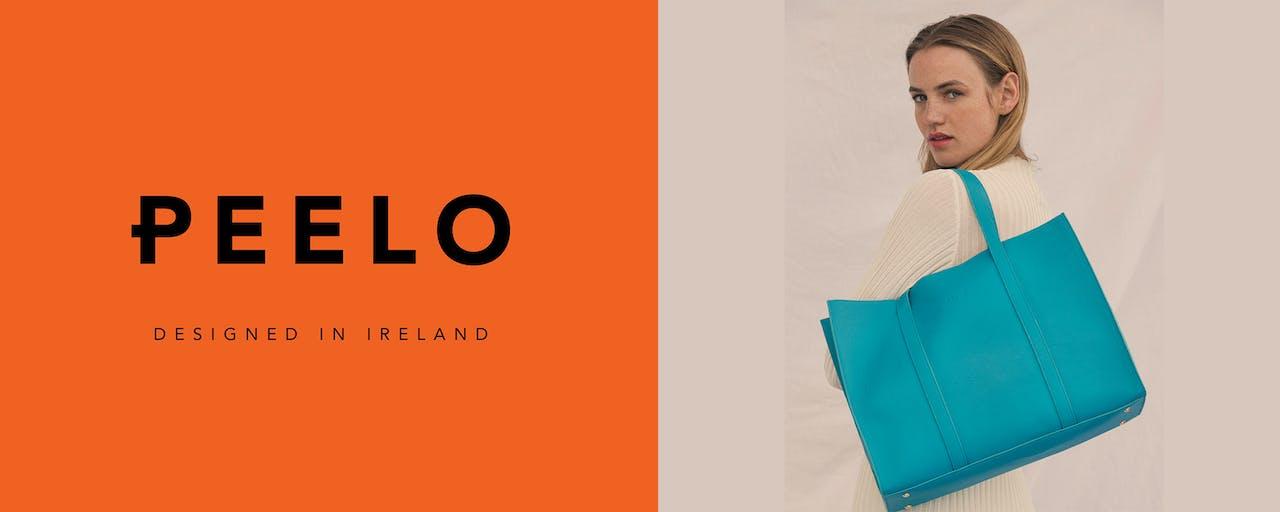 Leather Handbags Designed in Ireland by PEELO